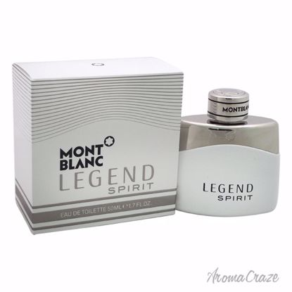 Mont Blanc Legend Spirit EDT Spray for Men 1.7 oz
