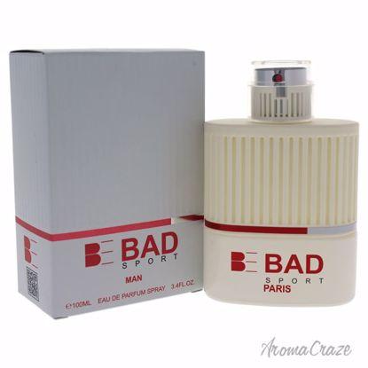 Bodevoke Bad Sport EDP Spray for Men 3.4 oz