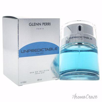 Glenn Perri Unpredictable EDT Spray for Men 3.4 oz