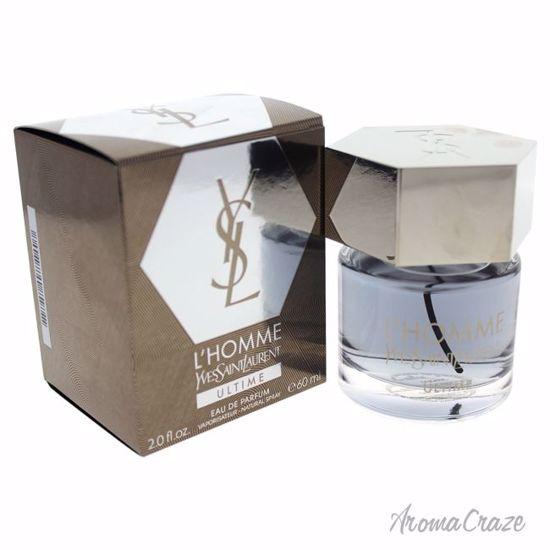 Yves Saint Laurent L'Homme Ultime EDP Spray for Men 2 oz