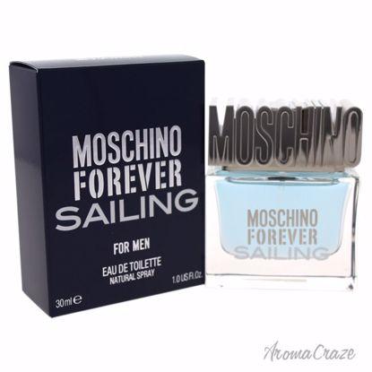 Moschino Forever Sailing EDT Spray for Men 1 oz