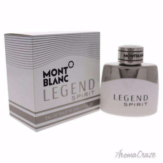 Mont Blanc Legend Spirit EDT Spray for Men 1 oz