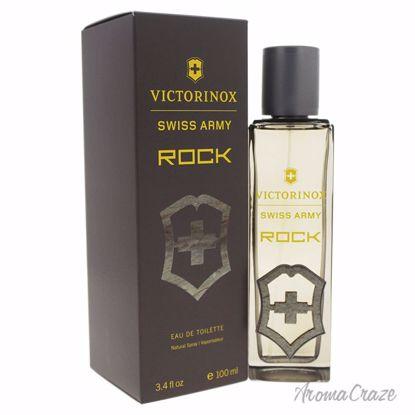 Swiss Army Victorinox Swiss Army Rock EDT Spray for Men 3.4