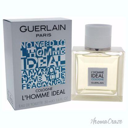 Guerlain L'Homme Ideal Cologne EDT Spray for Men 1.6 oz