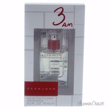 Sean John 3:00 AM EDT Spray for Men 0.5 oz