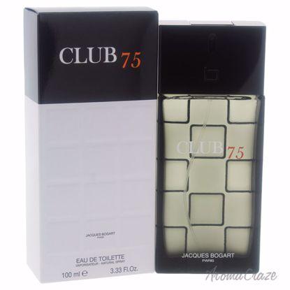Jacques Bogart Club 75 EDT Spray for Men 3.33 oz
