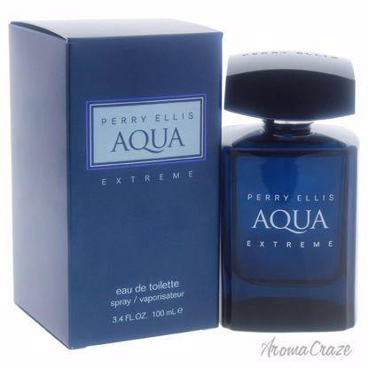 Perry Ellis Aqua Extreme EDT Spray for Men 3.4 oz