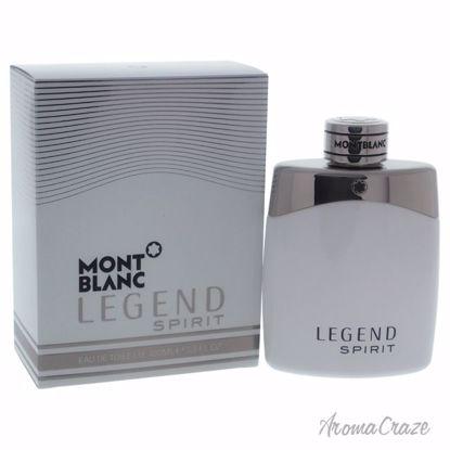 Mont Blanc Legend Spirit EDT Spray for Men 3.3 oz