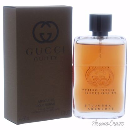 Gucci Guilty Absolute EDP Spray for Men 1.6 oz