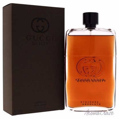 Gucci Guilty Absolute EDP Spray for Men 5 oz
