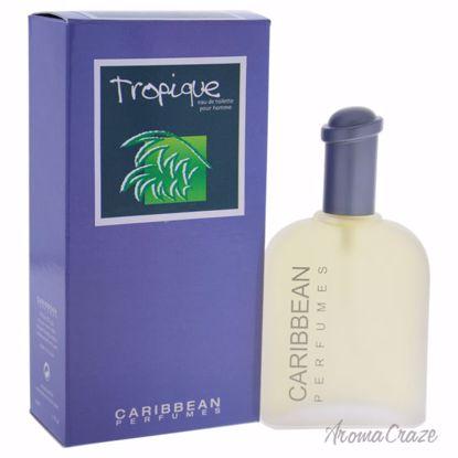 Caribbean Perfumes Tropique EDP Spray for Men 1.7 oz
