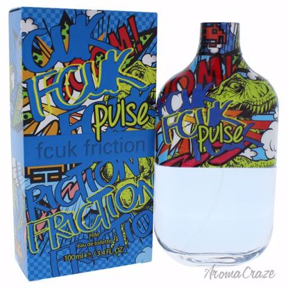 French Connection UK Fcuk Friction Pulse EDT Spray for Men 3