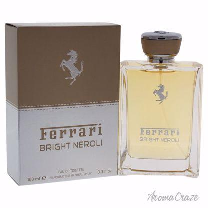 Ferrari Bright Neroli EDT Spray for Men 3.3 oz
