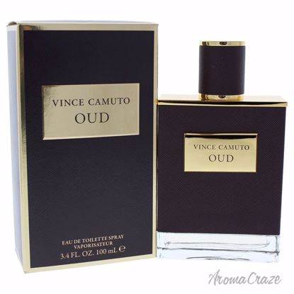 Vince Camuto Oud EDT Spray for Men 3.4 oz