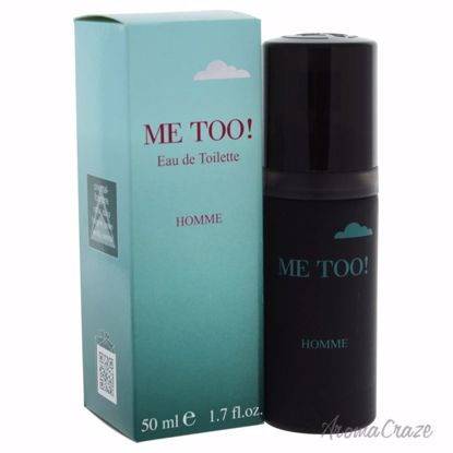 Milton-Lloyd Me Too! EDT Spray for Men 1.7 oz
