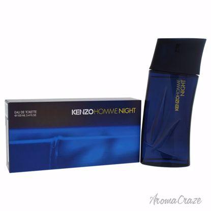 Kenzo Homme Night EDT Spray for Men 3.4 oz