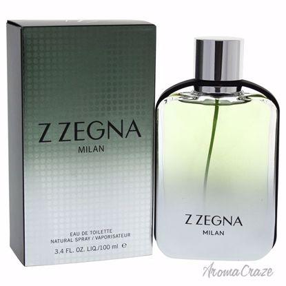 Z Zegna by Ermenegildo Zegna Milan EDT Spray for Men 3.4 oz