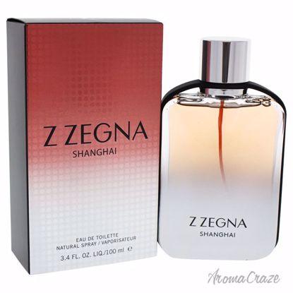 Z Zegna Shanghai by Ermenegildo Zegna EDT Spray for Men 3.4