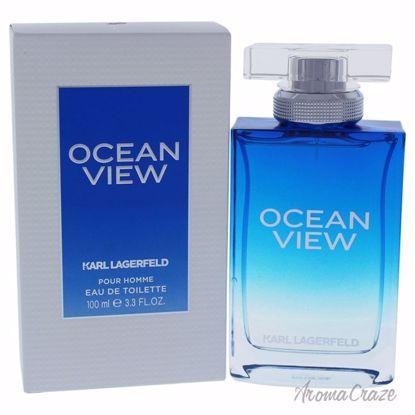 Karl Lagerfeld Ocean View EDT Spray for Men 3.3 oz