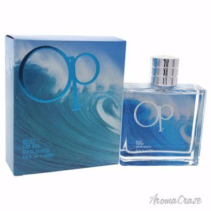 Ocean Pacific Op Blue EDT Spray for Men 3.4 oz