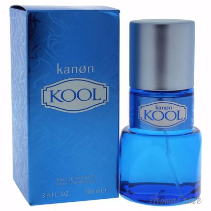 Kanon Kanon Kool EDT Spray for Men 3.4 oz
