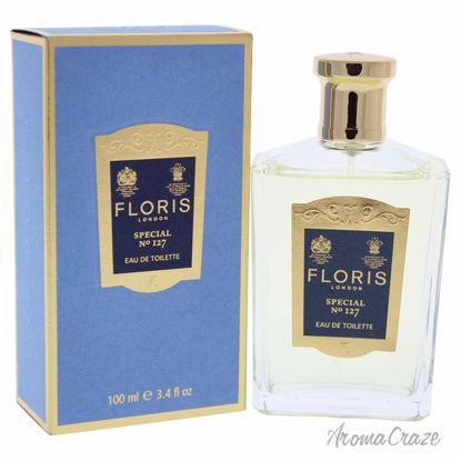 Floris London Special No. 127 EDT Spray for Men 3.4 oz