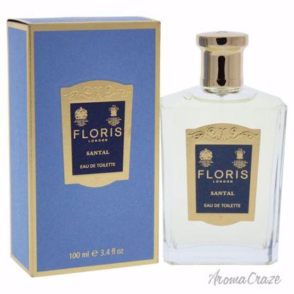 Floris London Santal EDT Spray for Men 3.4 oz