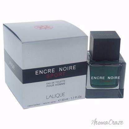 Lalique Encre Noire Sport EDT Spray for Men 1.7 oz