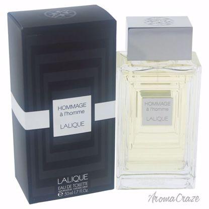 Lalique Hommage a l'Homme EDT Spray for Men 1.7 oz