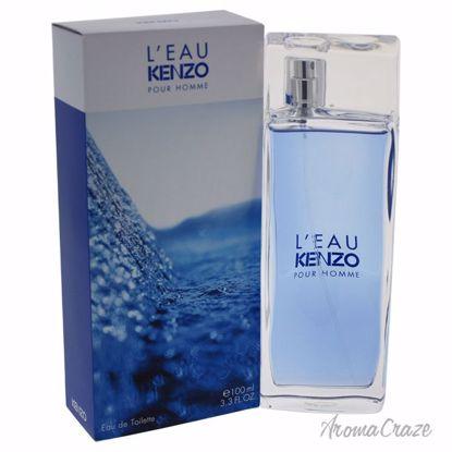 Kenzo L'eau Kenzo EDT Spray for Men 3.3 oz