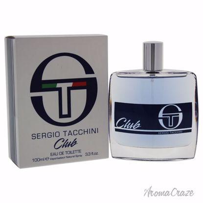 Sergio Tacchini Club EDT Spray for Men 3.3 oz