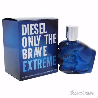 Diesel Only The Brave Extreme EDT Spray for Men 1.7 oz