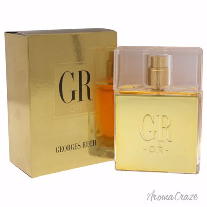 Georges Rech Georges Rech Or EDT Spray for Men 3.3 oz