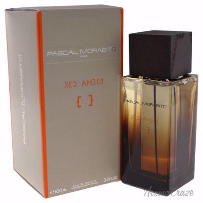 Pascal Morabito Red Amber EDT Spray for Men 3.3 oz