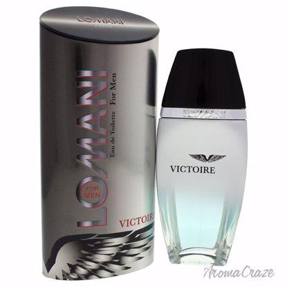 Lomani Victoire EDT Spray for Men 3.3 oz