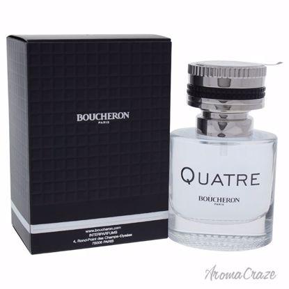 Boucheron Quatre EDT Spray for Men 1 oz