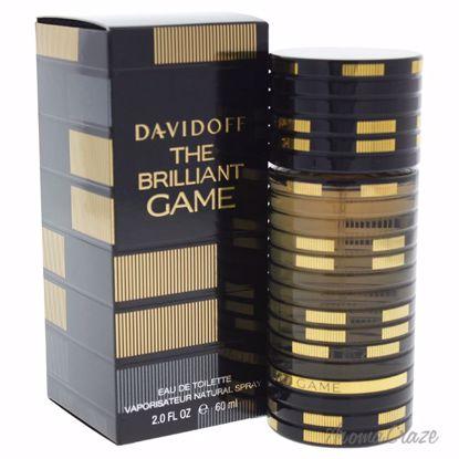 Davidoff The Brilliant Game EDT Spray for Men 2 oz