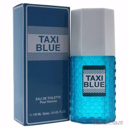 Cofinluxe Taxi Blue EDT Spray for Men 3.4 oz
