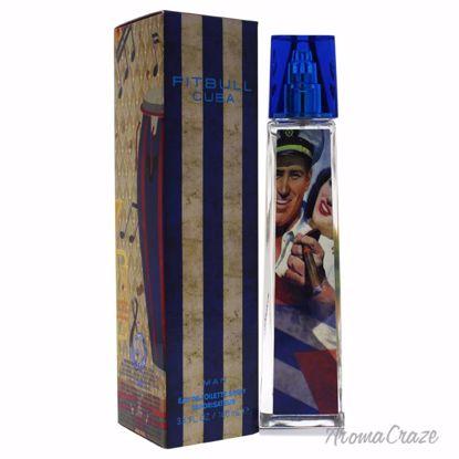 Pitbull Cuba EDT Spray for Men 3.4 oz