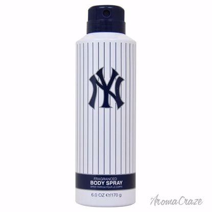 New York Yankees Body Spray for Men 6 oz