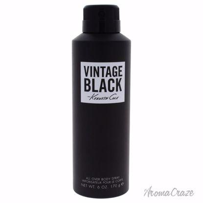 Kenneth Cole Vintage Black Body Spray for Men 6 oz