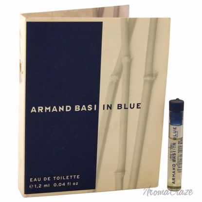 Armand Basi In Blue EDT Spray Vial (Mini) for Men 1.2 ml