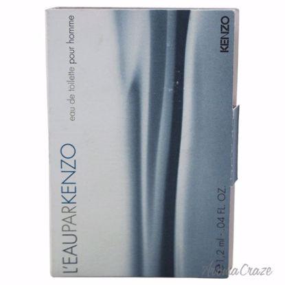 L'eau Par Kenzo By Kenzo EDT Splash Vial (Mini) for Men 0.04