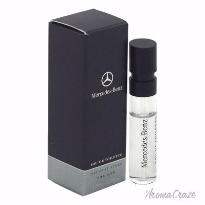 Mercedes-Benz EDT Spray Vial (Mini) for Men 0.05 oz