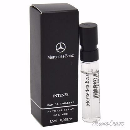 Mercedes-Benz Intense EDT Spray Vial (Mini) for Men 0.05 oz