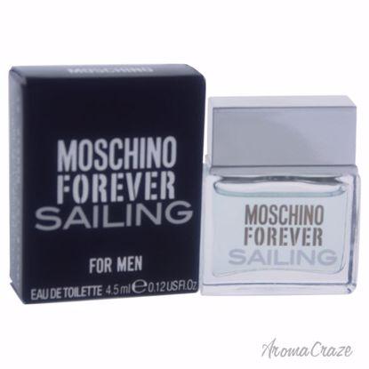 Moschino Forever Sailing EDT Splash (Mini) for Men 0.12 oz