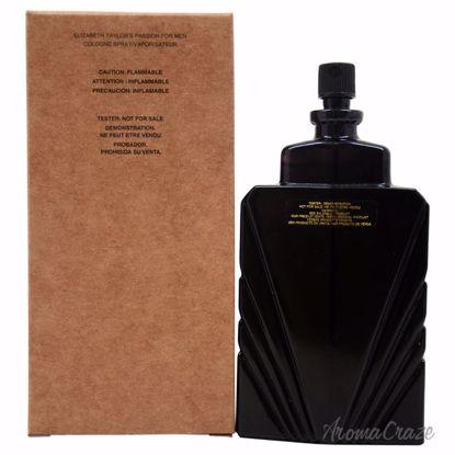 Elizabeth Taylor Passion Cologne Spray (Tester) for Men 4 oz