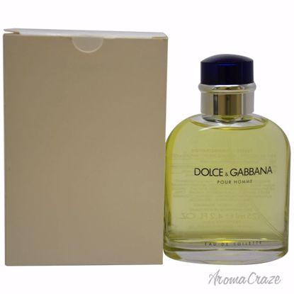 Dolce & Gabbana EDT Spray (Tester) for Men 4.2 oz