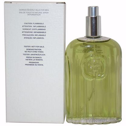 Giorgio Beverly Hills EDT Spray (Tester) for Men 4 oz