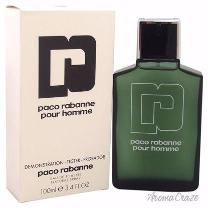 Paco Rabanne EDT Spray (Tester) for Men 3.4 oz